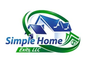 Simple Home Exits Logo